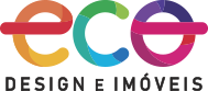 Logo da ECO Design e Imóveis